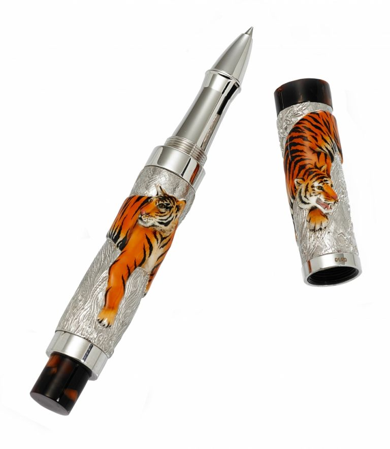 "ROLLERBALL ""THE TIGER"" URSO LUXURY LIMITED EDITION 50PCS URSO"